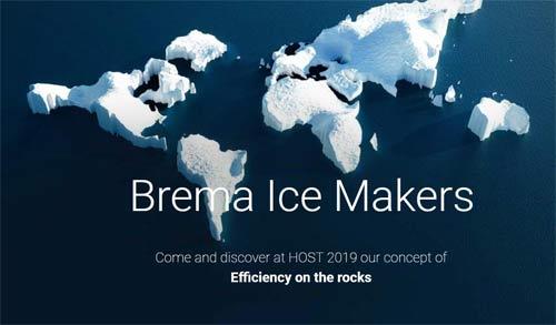 Brema Host 2019 Fuarında